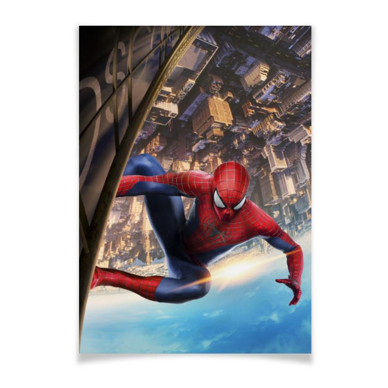 Плакат A2(42x59) Printio Spider-man плакат a2 42x59 printio противостояние