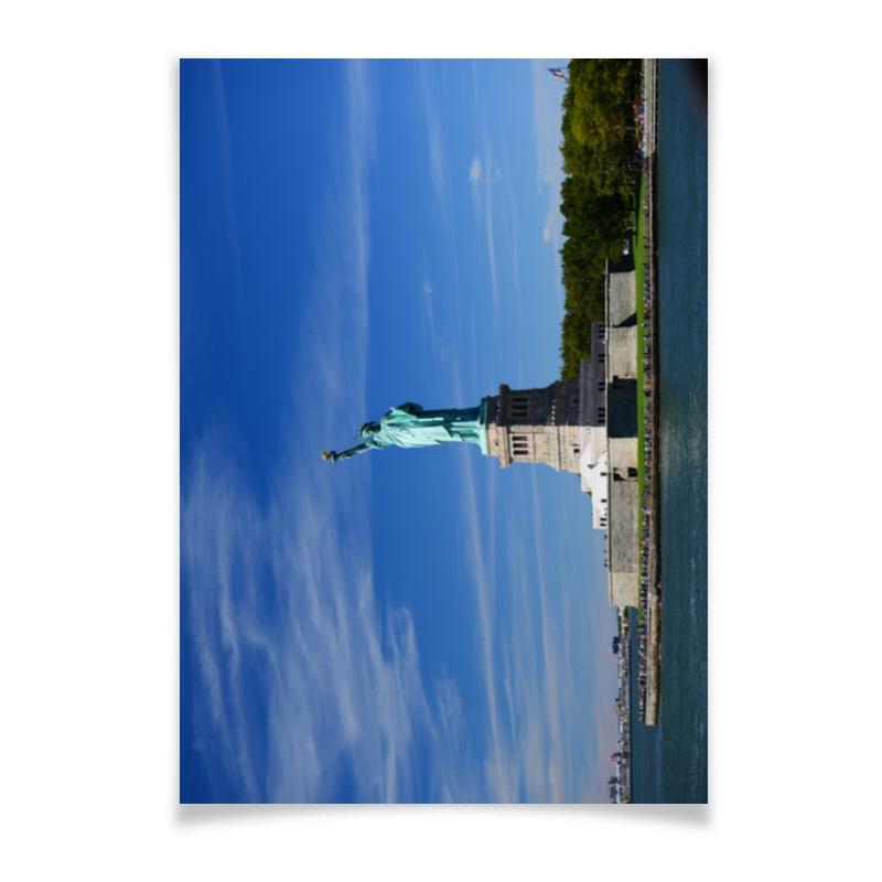 Плакат A2(42x59) Printio Статуя свободы плакат a2 42x59 printio драко малфой