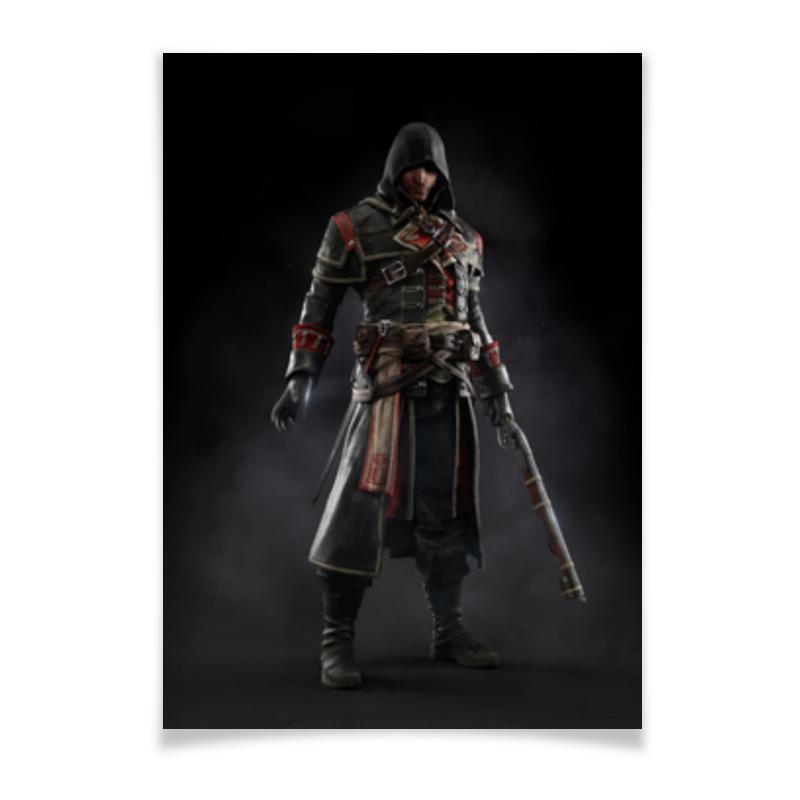 Плакат A2(42x59) Printio Assassins creed (rogue) лонгслив printio assassins creed