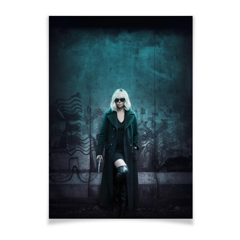 Плакат A2(42x59) Printio Взрывная блондинка плакат a2 42x59 printio противостояние