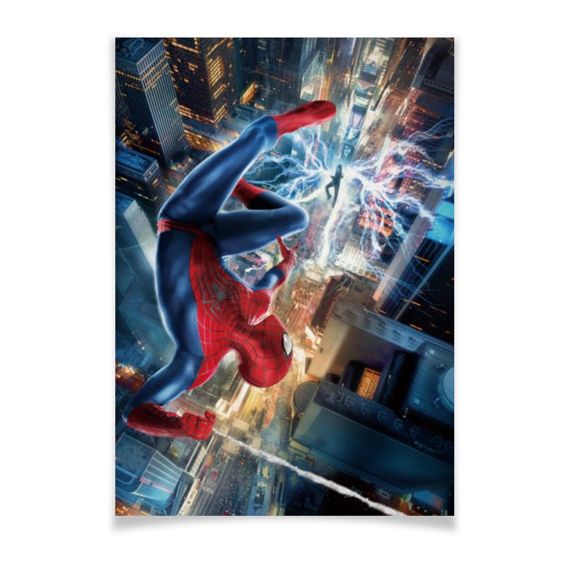 Плакат A2(42x59) Printio Человек - паук плакат a2 42x59 printio противостояние