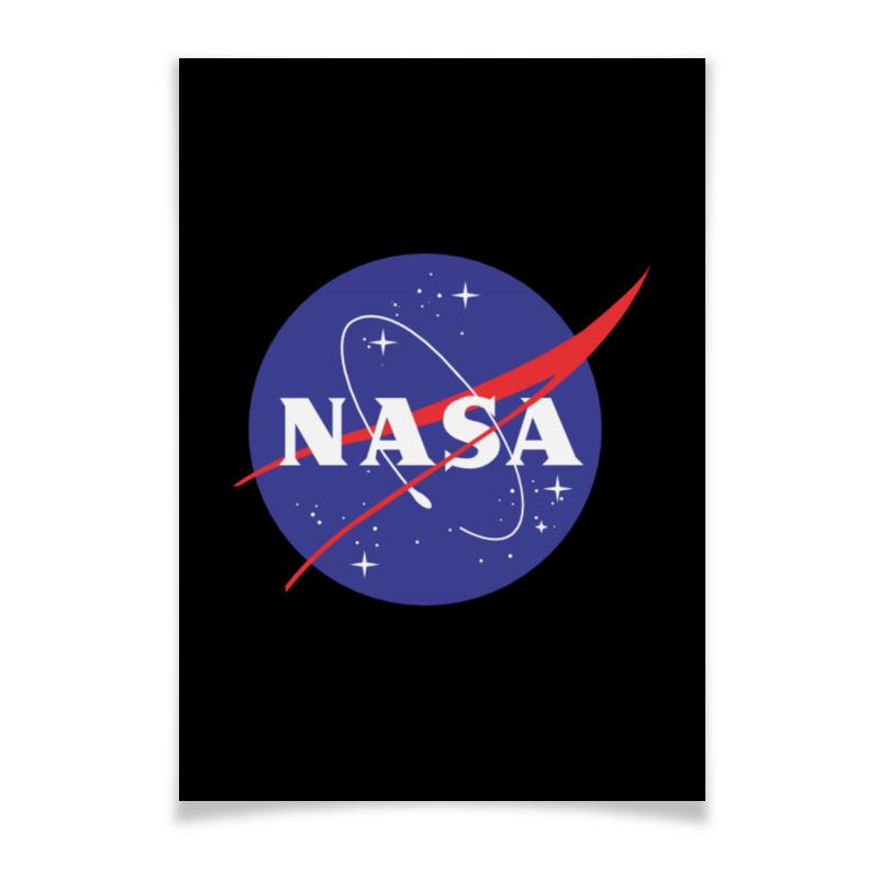 Плакат A2(42x59) Printio Nasa | наса плакат a2 42x59 printio драко малфой