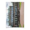 """Плакат A2(42x59) """"Дворцово-парковый комплекс Цвингер в Дрездене """" - история, архитектура, германия, путешествие, саксония"""