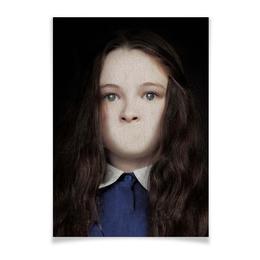 """Плакат A2(42x59) """"Сайлент Хилл"""" - страх, игра, кино, ужасы, silent hill"""