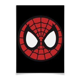"""Плакат A2(42x59) """"Spider-man / Человек-паук"""" - человек-паук, spider-man, мультфильм, комиксы, фильмы"""