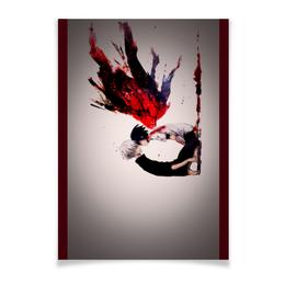 "Плакат A2(42x59) ""Токийский Гуль "" - аниме, токийский гуль, tokyo ghoul, токийскийгуль, токийский"