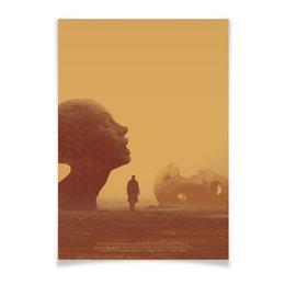"Плакат A2(42x59) ""Бегущий по лезвию 2049 / Blade Runner 2049"" - райан гослинг, бегущий по лезвию, blade runner, blade runner 2049, бегущий по лезвию 2049"