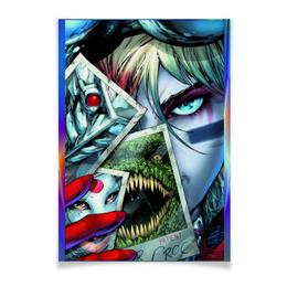 """Плакат A2(42x59) """"Отряд Самоубийц: Харли Квинн"""" - комикс, харли квинн, harley quinn, отряд самоубийц, suicide squad"""