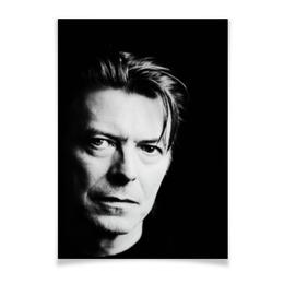 "Плакат A2(42x59) ""Дэвид Боуи"" - музыка, дэвид боуи, david bowie"