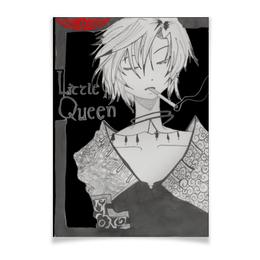 "Плакат A2(42x59) ""Little Queen"" - покемон, японские мультфильмы, маленькая королева"