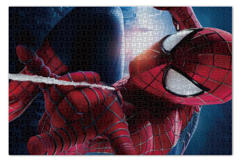 Пазл 73.5 x 48.8 (1000 элементов) Printio Spider-man