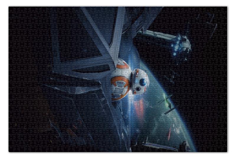 Пазл 73.5 x 48.8 (1000 элементов) Printio Star wars