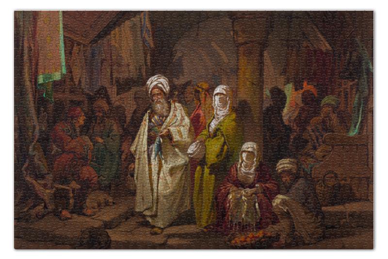Printio Гранд-базар (амадео прециози) пазл 73 5 x 48 8 1000 элементов printio ana