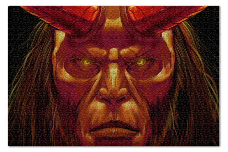 Printio Hellboy пазл 73 5 x 48 8 1000 элементов printio hellboy