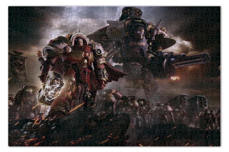 Printio Warhammer 4000 пазл 73 5 x 48 8 1000 элементов printio в парке иван шишкин