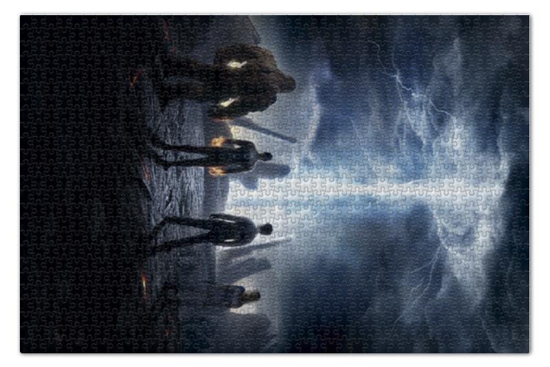 Пазл 73.5 x 48.8 (1000 элементов) Printio Фантастическая четверка пазл 73 5 x 48 8 1000 элементов printio эйфелева башня