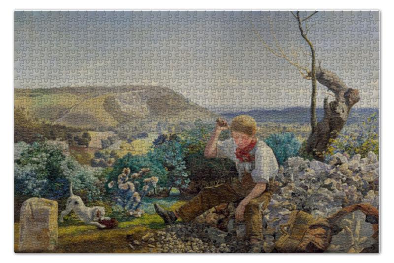Пазл 73.5 x 48.8 (1000 элементов) Printio Дробильщик камня (джон бретт) джен бретт шапка