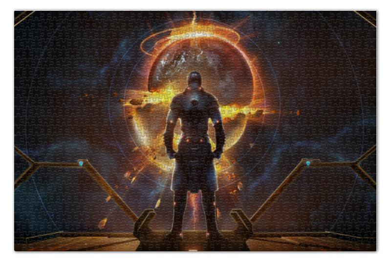Пазл 73.5 x 48.8 (1000 элементов) Printio Starpoint gemini warlords
