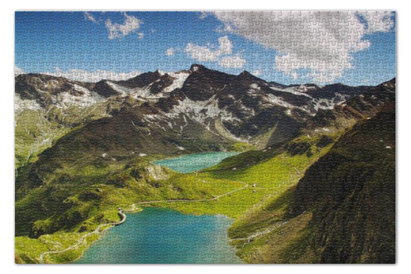 Printio Italian mountains пазл 73 5 x 48 8 1000 элементов printio в парке иван шишкин