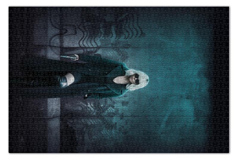 Пазл 73.5 x 48.8 (1000 элементов) Printio Взрывная блондинка пазл 1000 томас кинкейд мост 57466