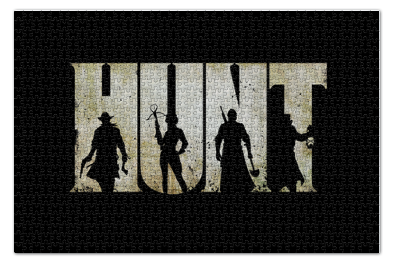 Пазл 73.5 x 48.8 (1000 элементов) Printio Hunt: showdown пазл 73 5 x 48 8 1000 элементов printio в парке иван шишкин