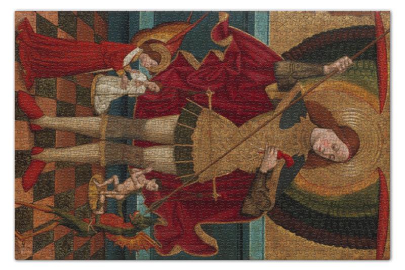 Printio Святой михаил взвешивает души цена и фото