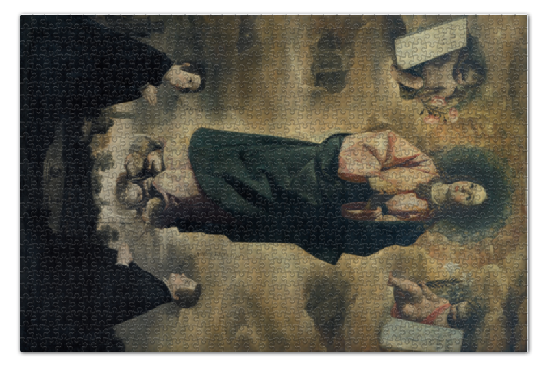 Пазл 73.5 x 48.8 (1000 элементов) Printio Непорочное зачатие (франсиско де сурбаран) пазл 73 5 x 48 8 1000 элементов printio сон иакова хосе де рибера