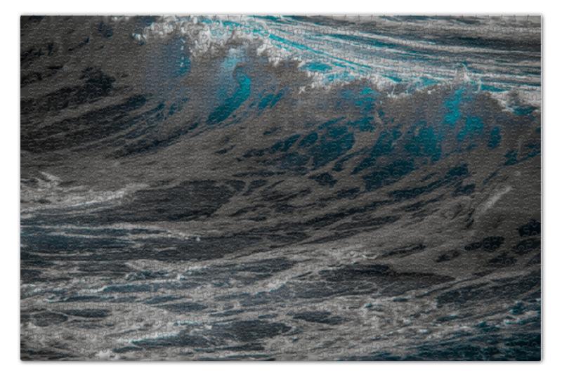 Пазл 73.5 x 48.8 (1000 элементов) Printio Волна
