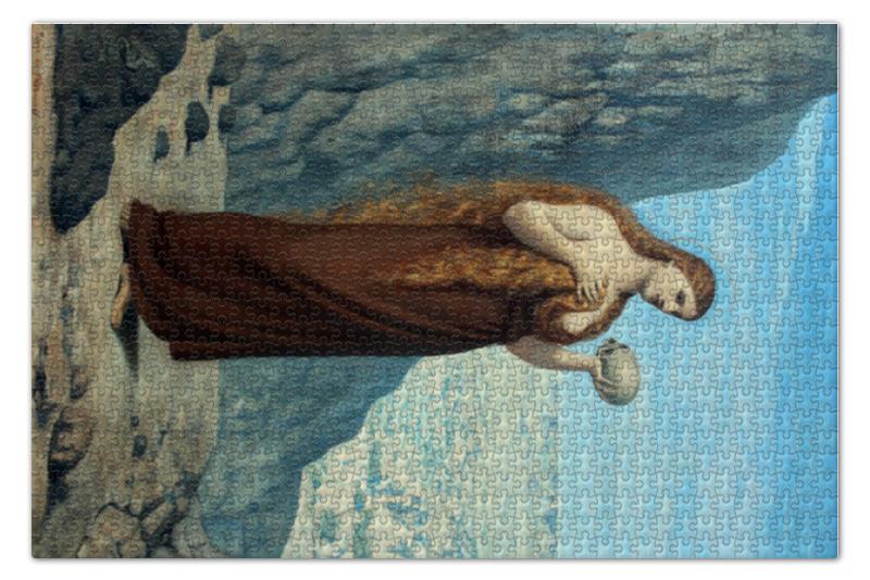 Пазл 73.5 x 48.8 (1000 элементов) Printio Мария магдалина в пустыне