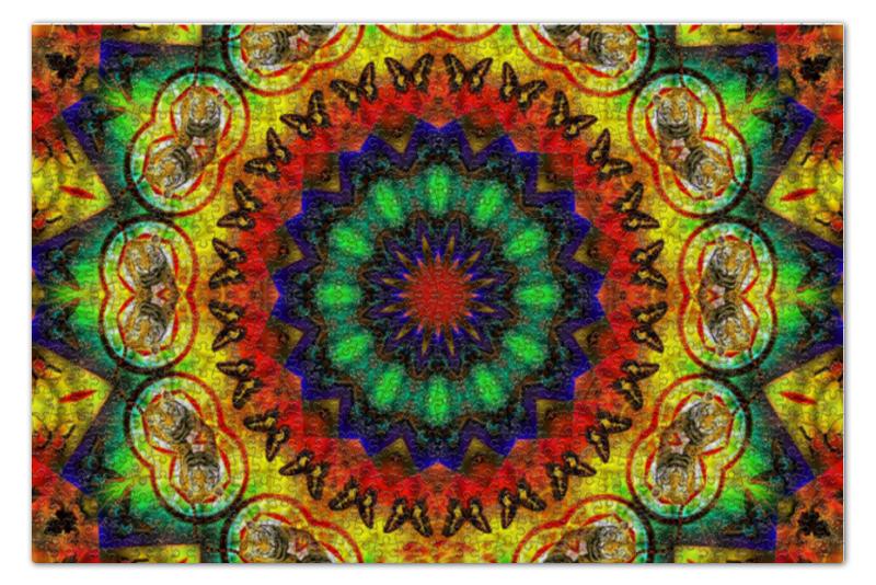 Пазл 73.5 x 48.8 (1000 элементов) Printio Тигр. пазл 1000 томас кинкейд мост 57466