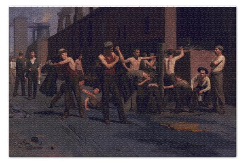 Printio Работники чугунолитейного завода картина дня