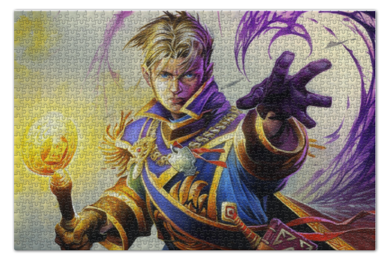 Пазл 73.5 x 48.8 (1000 элементов) Printio Anduin rinn world of warcraft пазл 73 5 x 48 8 1000 элементов printio alleria windrunner world of warcraft