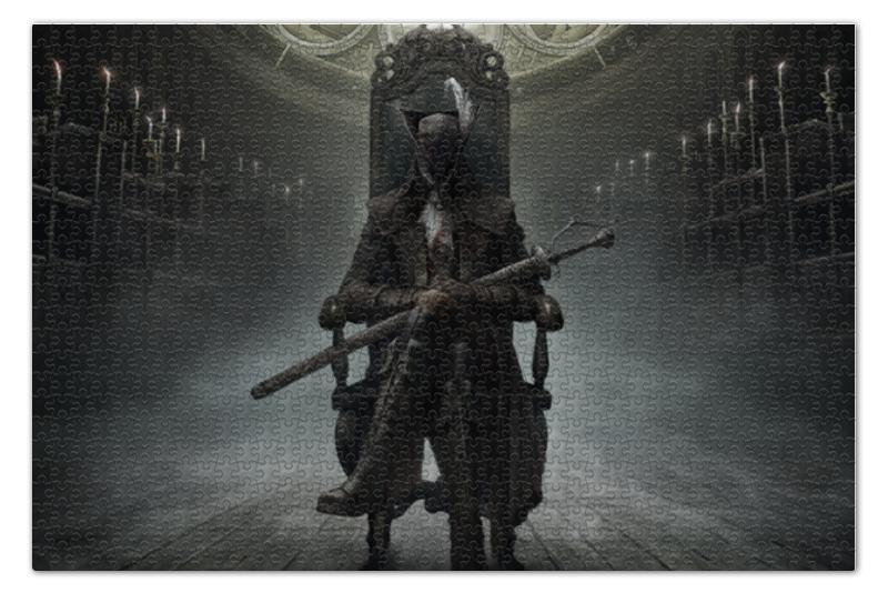 Пазл 73.5 x 48.8 (1000 элементов) Printio Bloodborne