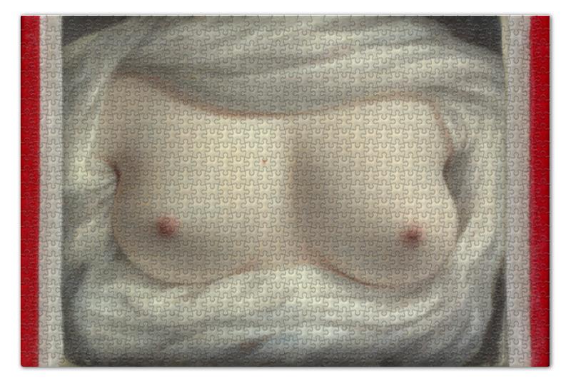 Пазл 73.5 x 48.8 (1000 элементов) Printio Выявленная красота (картина сары гудрич) сумка printio античная красота