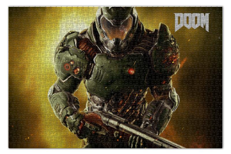 цена на Printio Doom 2016