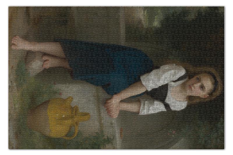 Пазл 73.5 x 48.8 (1000 элементов) Printio Сирота у фонтана (orpheline à la fontaine) пазл 73 5 x 48 8 1000 элементов printio сад земных наслаждений