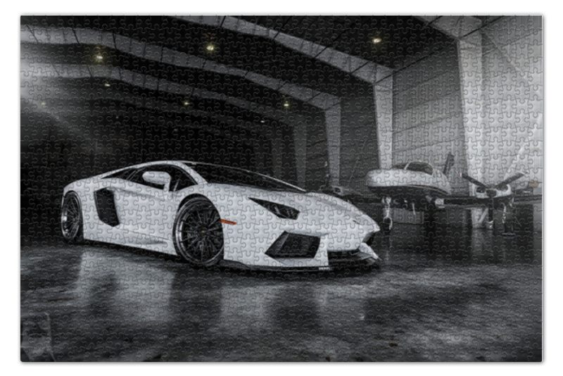 Printio Lamborghini aventador цена