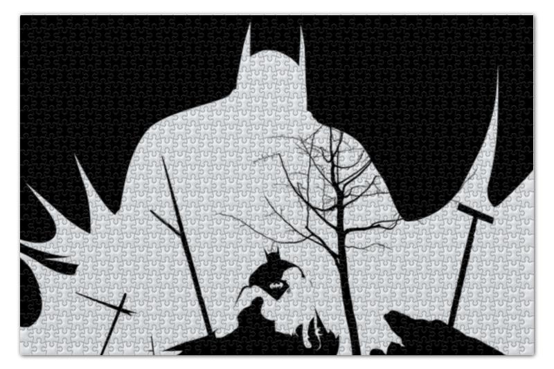 Printio Бэтмен пазл 73 5 x 48 8 1000 элементов printio в парке иван шишкин