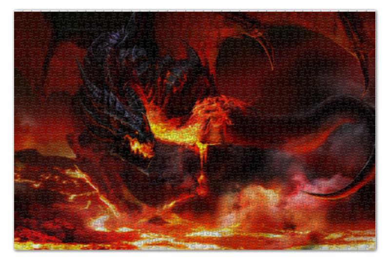 Пазл 73.5 x 48.8 (1000 элементов) Printio Deathwing