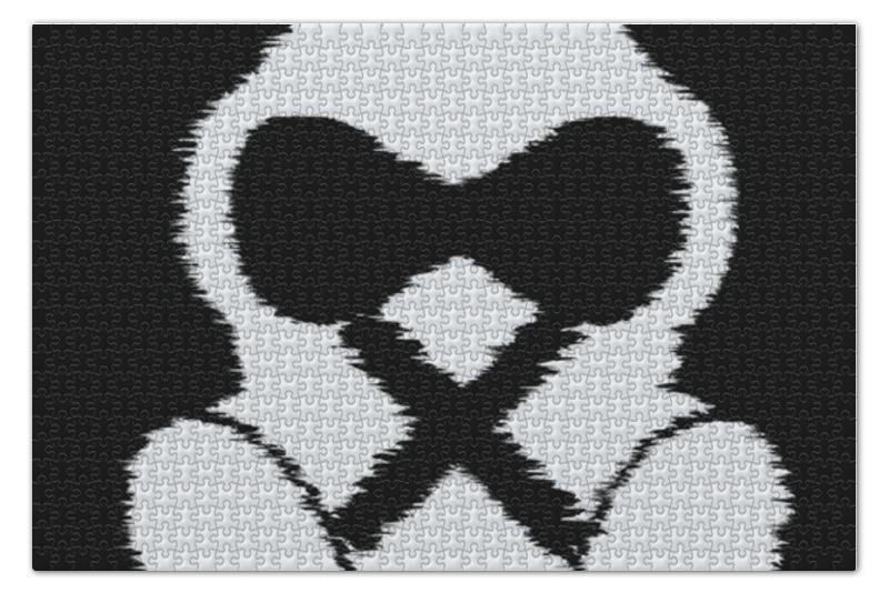 Пазл 73.5 x 48.8 (1000 элементов) Printio Mute пазл 73 5 x 48 8 1000 элементов printio голодные игры