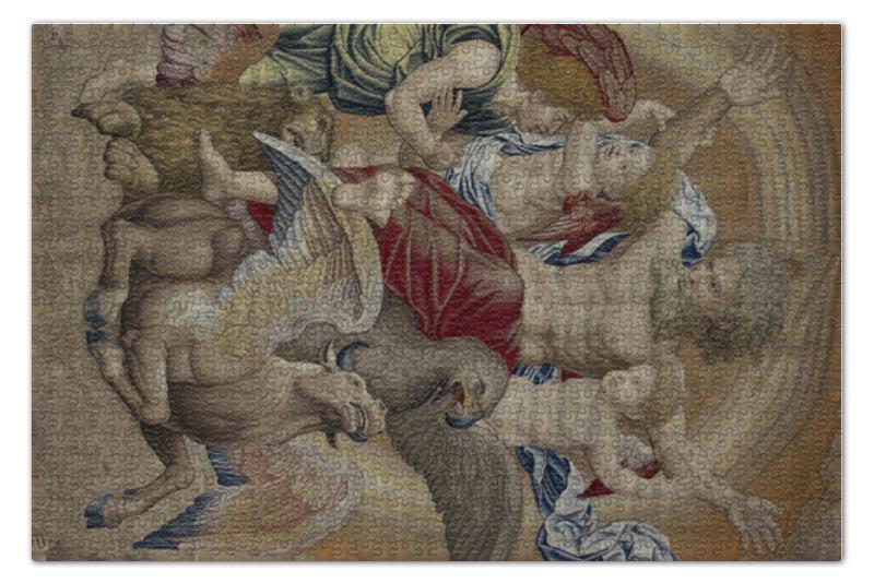 Пазл 73.5 x 48.8 (1000 элементов) Printio Святая троица (питер кук ван альст) вилинбахова т святая живоначальная троица с деяниями