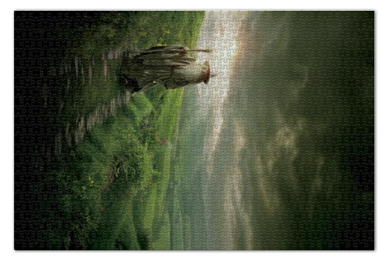 Пазл 73.5 x 48.8 (1000 элементов) Printio Гэндальф пазл 1000 томас кинкейд мост 57466