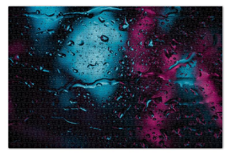 Printio Дождь пазл 73 5 x 48 8 1000 элементов printio останкино