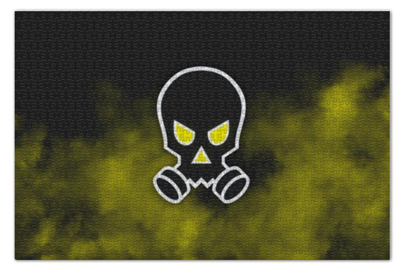 Пазл 73.5 x 48.8 (1000 элементов) Printio Smoke пазл 73 5 x 48 8 1000 элементов printio голодные игры