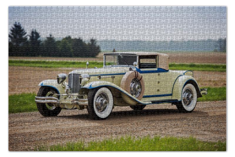 Пазл 73.5 x 48.8 (1000 элементов) Printio Автомобиль автомобиль автомобиль иж 2717 в воронеже