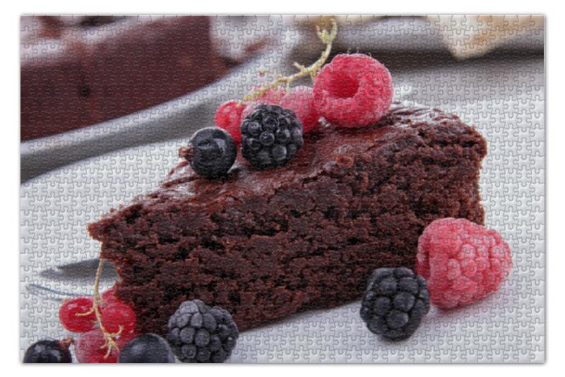 Пазл 73.5 x 48.8 (1000 элементов) Printio Sweet dessert пазл 73 5 x 48 8 1000 элементов printio фруктовый сад весной