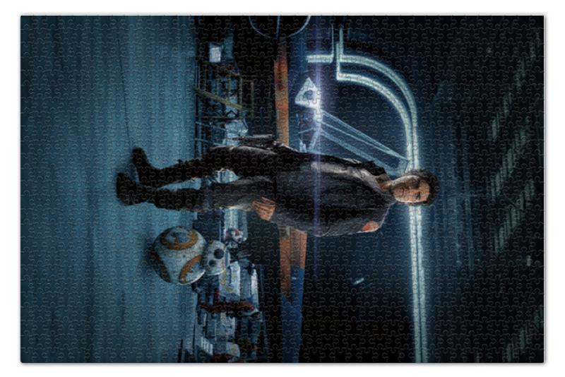 Пазл 73.5 x 48.8 (1000 элементов) Printio Звездные войны - по дамерон цена