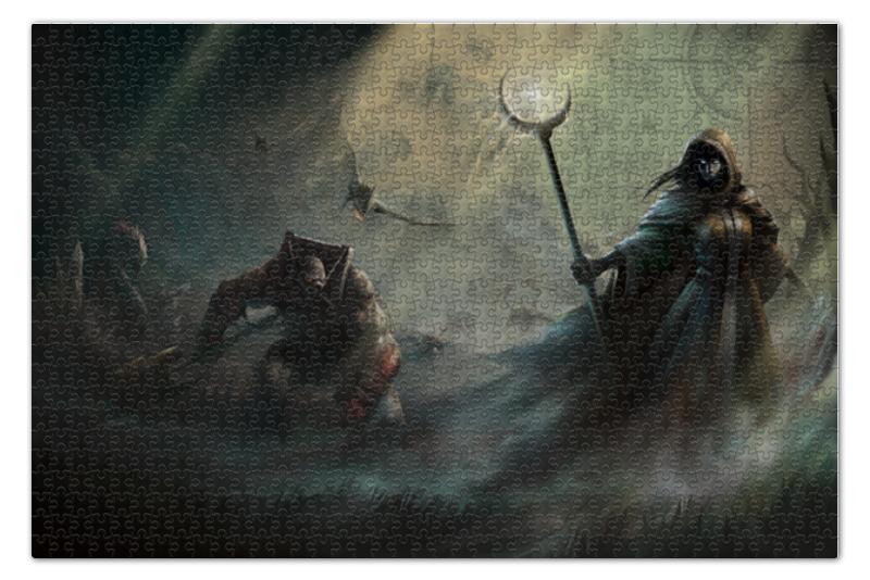 Пазл 73.5 x 48.8 (1000 элементов) Printio Great wizard пазл 73 5 x 48 8 1000 элементов printio эйфелева башня