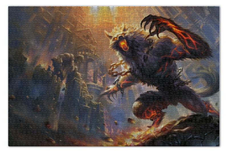 Пазл 73.5 x 48.8 (1000 элементов) Printio Werewolf пазл 73 5 x 48 8 1000 элементов printio в парке иван шишкин