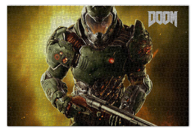 цена на Printio Doom 2016 (1)